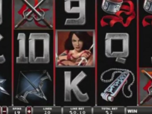 Elektra slot machine at Dafabet Casino