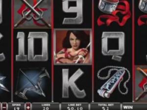 Elektra slot machine at Dafabet Casino