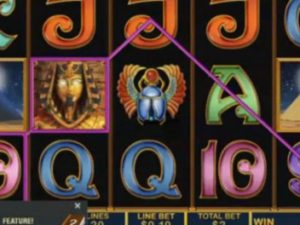 Pharaohs Secrets Slot Machine Dafabet Casino
